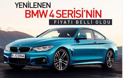 YENİLENEN BMW 4 SERİSİ'NİN FİYATI BELLİ OLDU