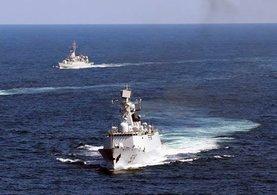 Filipinler ve Çin arasındaki Güney Çin Denizi gerginliği