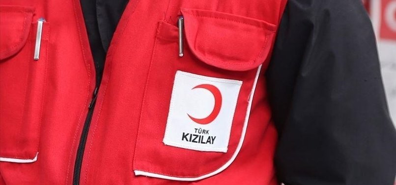 STUDENTS IN AZERBAIJANS KARABAKH GET GIFTS FROM TURKISH RED CRESCENT
