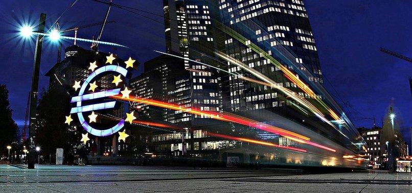 EUROZONE ECONOMY SLOWS TO ITS WEAKEST LEVEL IN 4 YEARS