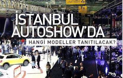İstanbul Autoshow'da hangi modeller yer alacak?