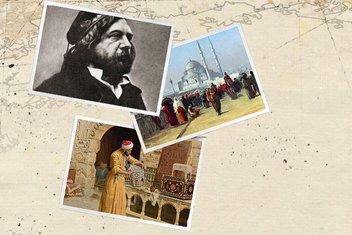 İstanbul'a hayran olan Fransız yazar; Theophile Gautier