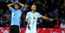 Argentine great Javier Mascherano retires aged 36