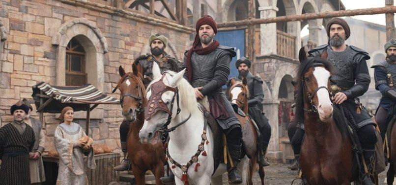 TURKISH TV SERIES RESURRECTION: ERTUGRUL SET TO BREAK YOUTUBE RECORD