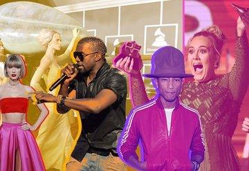 Grammy tarihinin en garip olayları!