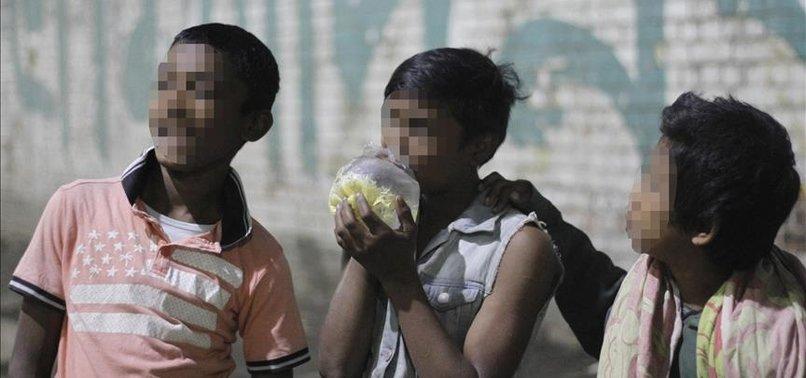DRUG USE AMONG BANGLADESHI CHILDREN AT ALARMING LEVEL