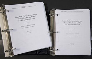 The 10 instances of possible obstruction in Mueller report