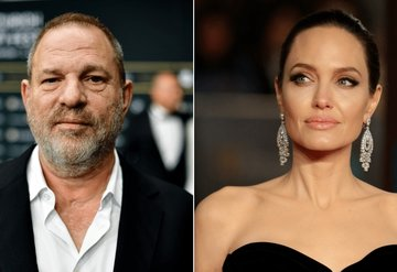 Weinstein Angelina Jolie'nin iddialarını reddetti