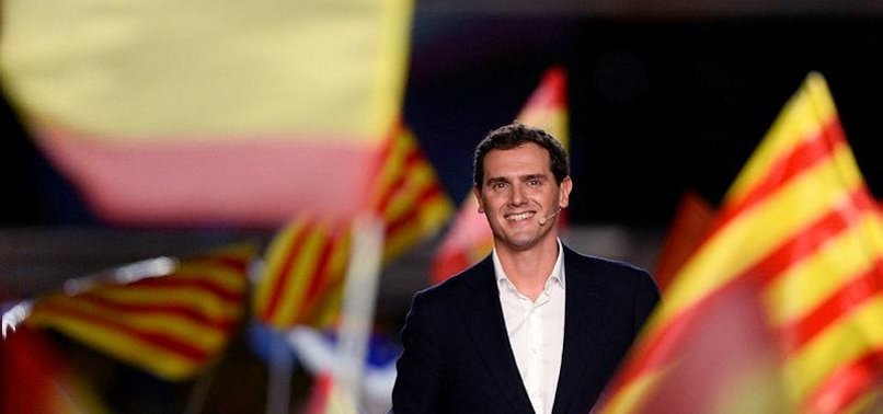 CIUDADANOS HEAD QUITS AFTER DISASTROUS ELECTION RESULTS