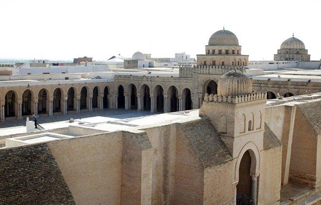 Sidi Ukba Ulu Cami / Kayrevan, Tunus
