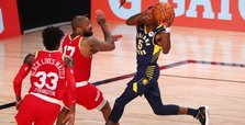 Pacers hold off James Harden and the Rockets, 108-104