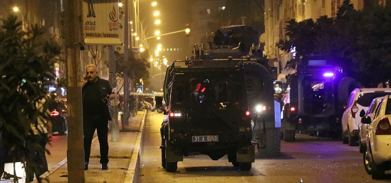 EXPLOSION HITS ISKENDERUN TOWN IN SOUTHERN TURKEY