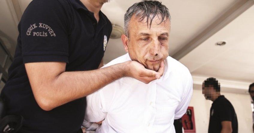 Cuntacı Erhan Caha'dan küstah çıkış