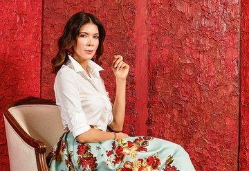 Laura Margarita: Sanat kanımda var
