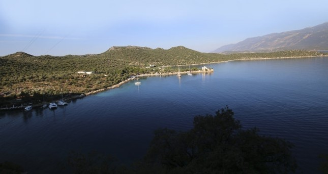 Lycian Way waits for runners from around the world