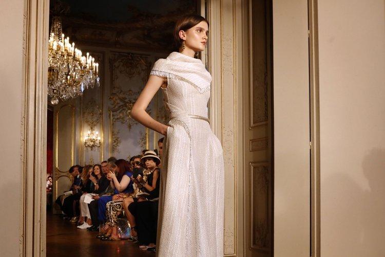 Christophe Josse Sonbahar-Kış 2019-20 Haute Couture