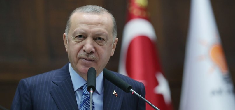 ERDOĞAN ANNOUNCES NEW REFORM PACKAGES WILL BE SUBMITTED TO TURKISH PARLIAMENT SOON