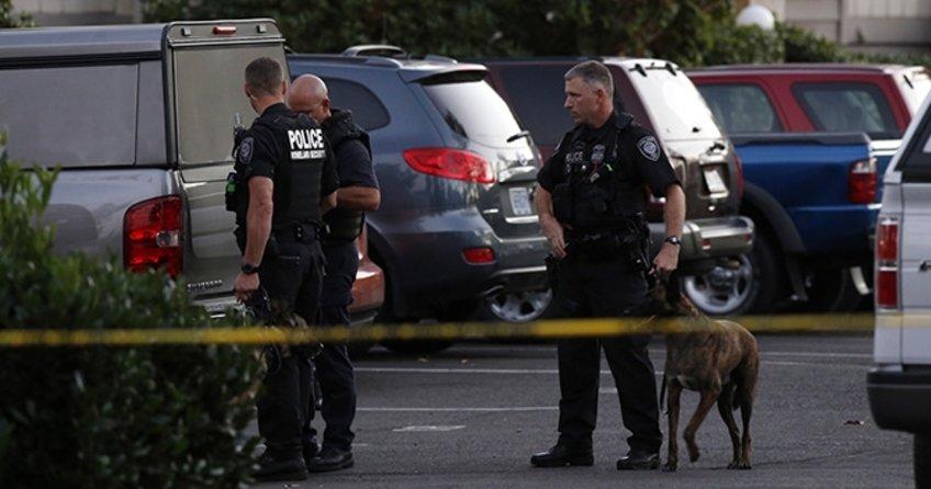 ABDde silahlı saldırı: 2 ölü 31