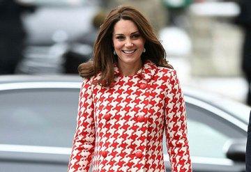Kate Middleton'ın hamilelik stili