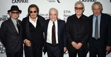 Scorsese praises 'magical' De Niro-Pacino bond