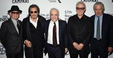 Scorsese praises 'magical' De Niro-Pacino bond