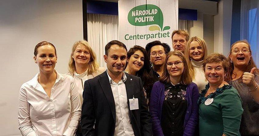 İsveçte Türk kökenli siyasetçiye ırkçı mektup