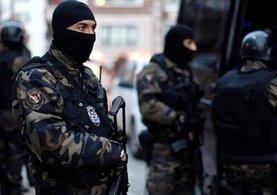İstanbul'da eş zamanlı terör operasyonu düzenlendi