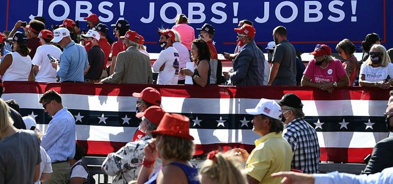 US ECONOMY ADDS 245,000 JOBS, UNEMPLOYMENT DOWN TO 6.7%