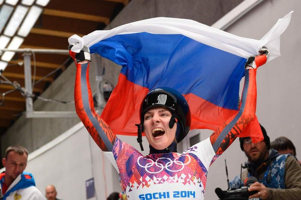 The International Bobsleigh and Skeleton Federation suspended four Russian competitors on Dec 30, 2016 including Elena Nikitina.