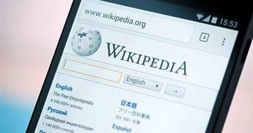 Wikipedia neden kapalı?