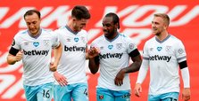 West Ham United to stay in English Premier League