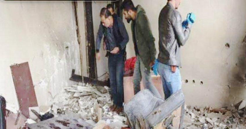 Mardin Derik'te hain saldırı