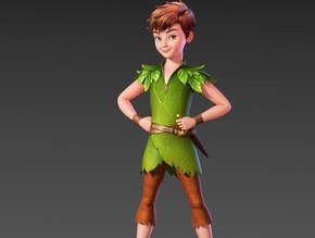 Peter Panın Yeni Maceraları