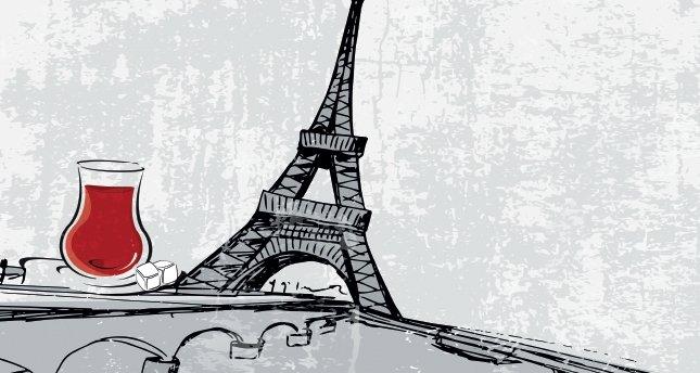 Paris'te bir türk istisnası