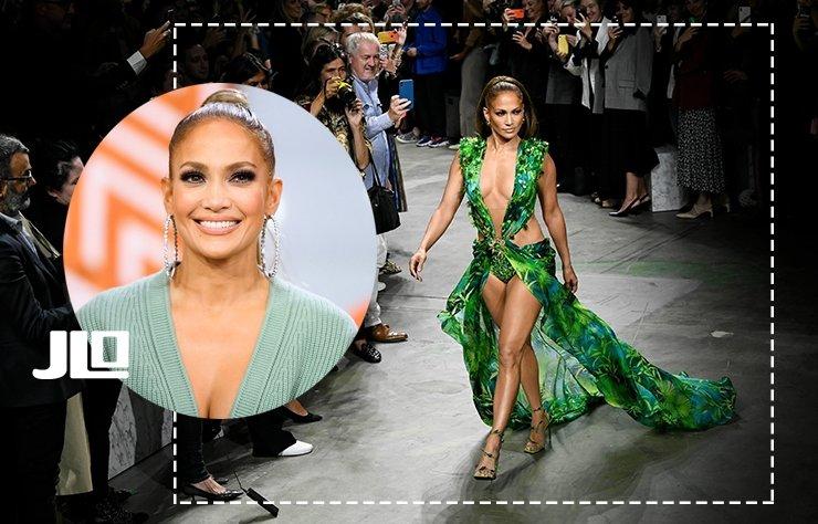 51. yaşına özel 51 fotoğraf ile Jennifer Lopez