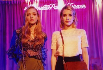 Fendi: Emma Roberts ve Amanda Seyfried