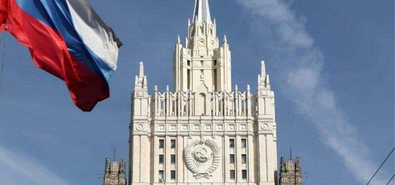 RUSSIA CALLS FOR CEASE-FIRE IN UPPER KARABAKH REGION