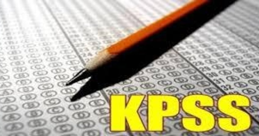 2016 KPSS ön lisans sınav sonuçları açıklandı.