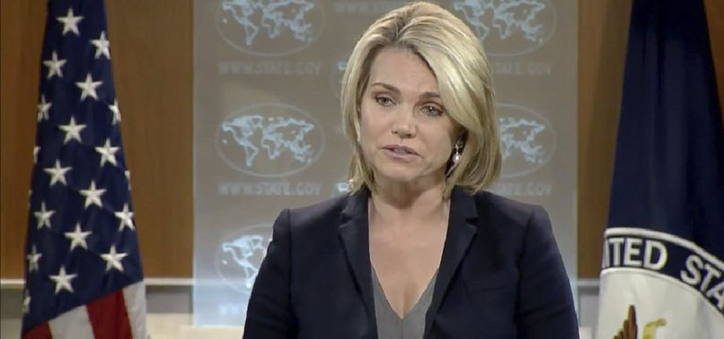 US STATE DEPT. SPOKESPERSON DESCRIBES TERRORIST YPG AS PKK