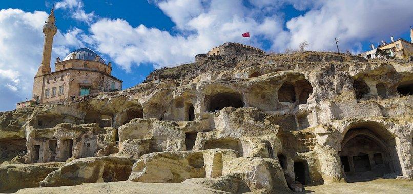 WORLDS LARGEST UNDERGROUND CITY TO OPEN TO VISIT IN TURKEYS CAPPADOCIA
