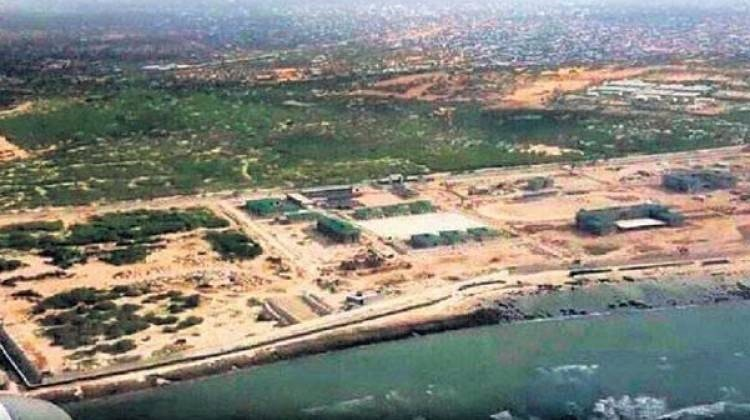 Turkey sets up first African military base in Somalia