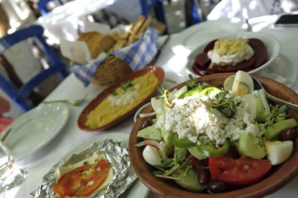 Crete cuisine