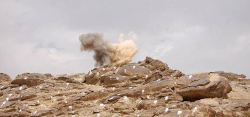 LANDMINE BLAST KILLS 6 CIVILIANS IN AFGHANISTAN