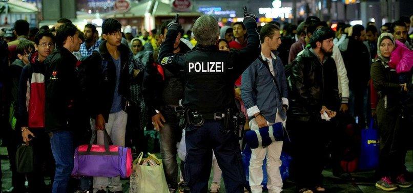 NEW ASYLUM SEEKERS DROP TO 186,000 IN GERMANY IN 2017