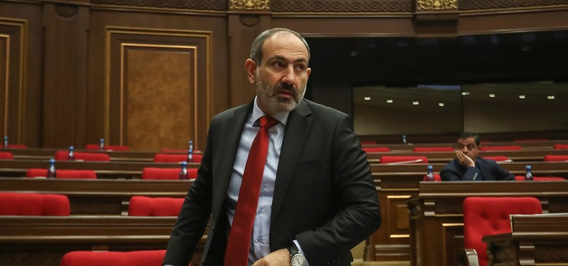 ARMENIAS NIKOL PASHINIAN APPOINTED PRIME MINISTER AFTER HISTORIC VOTE