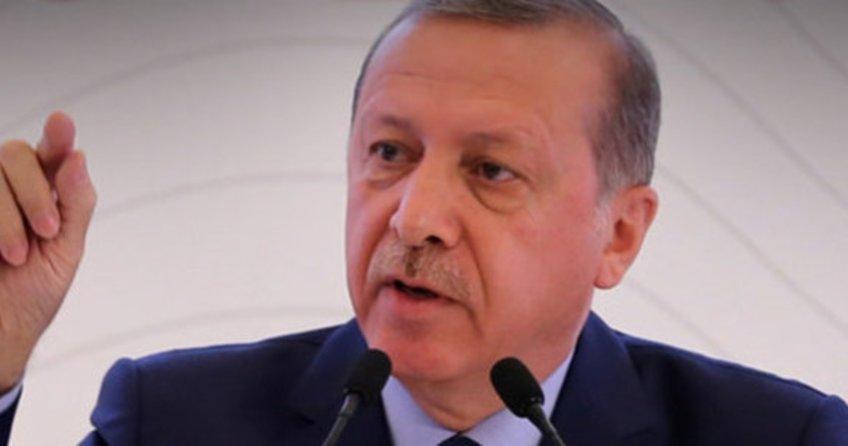 Erdoğan: Pensilvanya'daki şarlatanın peşinden gidenler...