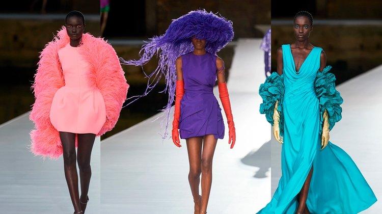 Venedik'e Saygı: Valentino Couture Sonbahar 2021