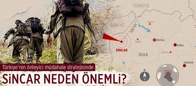 Türkiye'nin stratejisinde Sincar neden önemli?