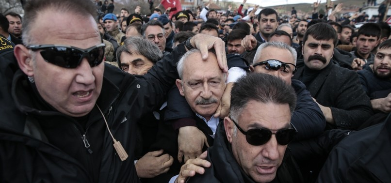 PARTIES, OFFICIALS STRONGLY CONDEMN ATTACK ON CHP CHAIRMAN