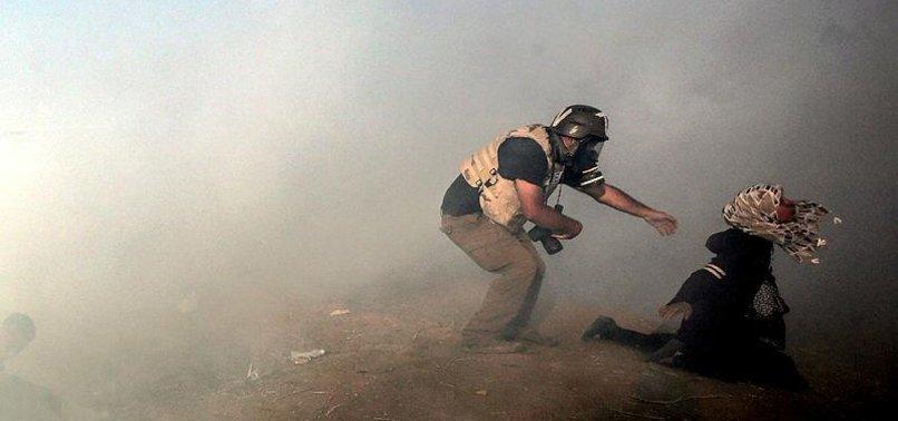 ISRAEL STRIKES HAMAS-LINKED SITES IN GAZA STRIP